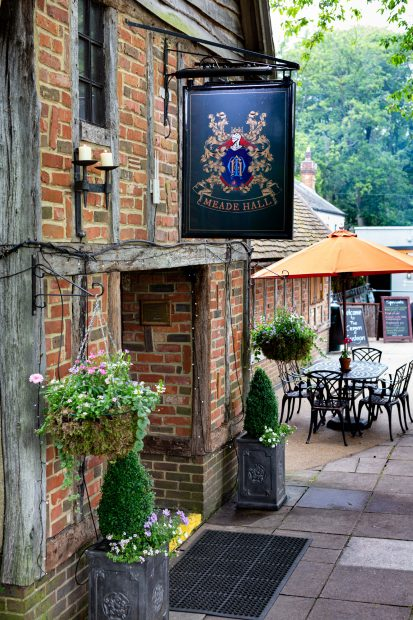 Image for Meade Hall at the Crown & Cushion