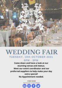Image for Meade Hall Wedding Fair
